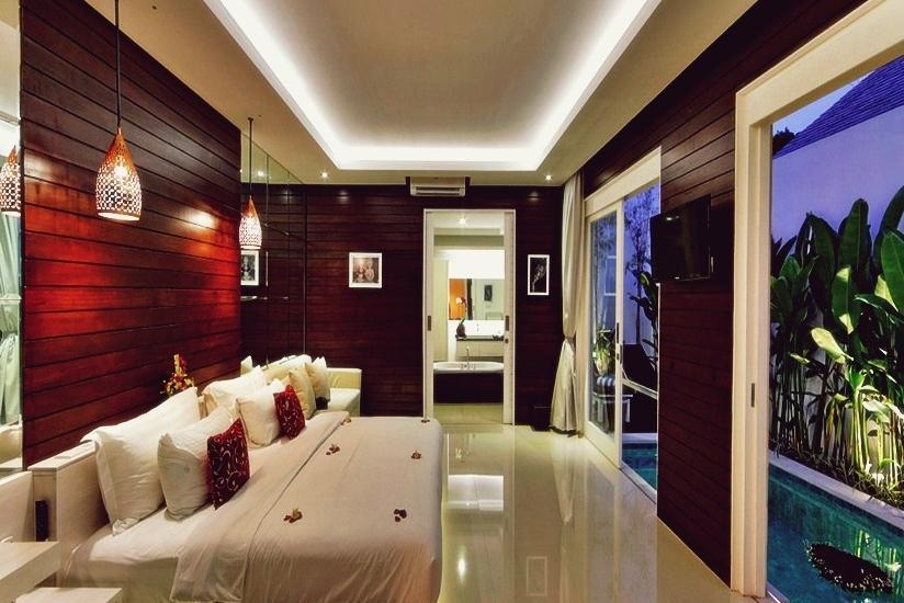 Crown Astana Seminyak - One Bedroom Pool Villa Best Deal Diskon 50%, Limited Offer !