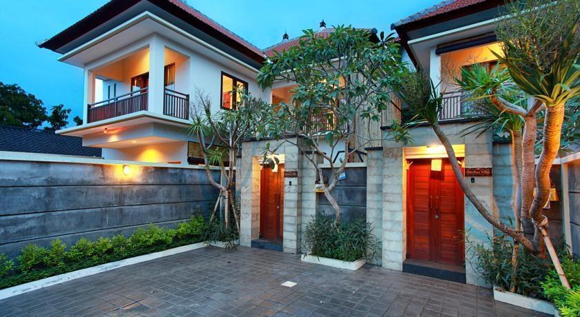 Villa Madhya Bali - Tampilan Luar