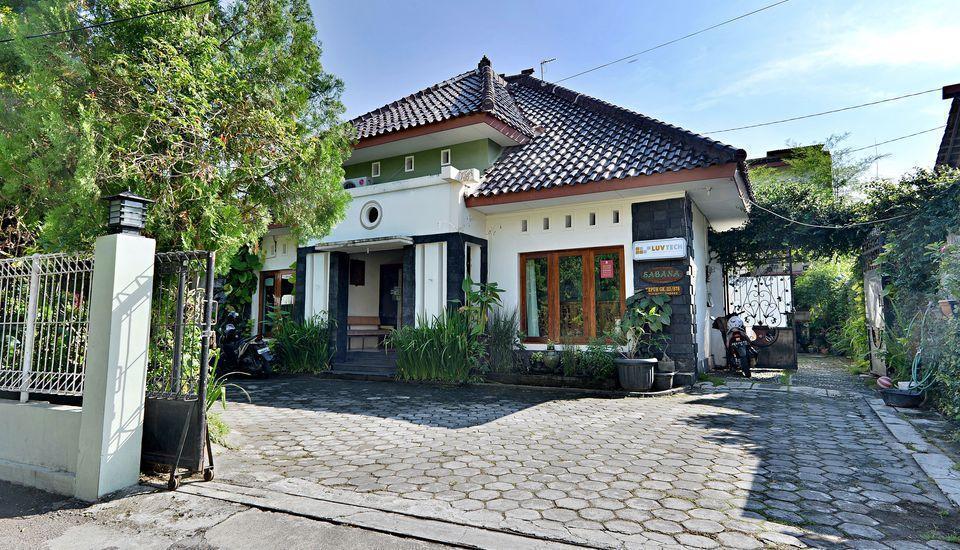 ZenRooms Sabana Urip Sumoharjo Yogyakarta - Tampak luar