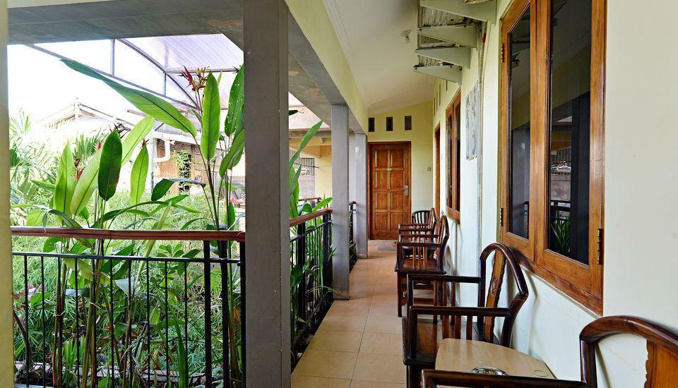 ZenRooms Sabana Urip Sumoharjo Yogyakarta - Balkon