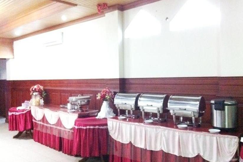 Athaya Hotel & Restaurant Kendari - Hidangan Perjamuan