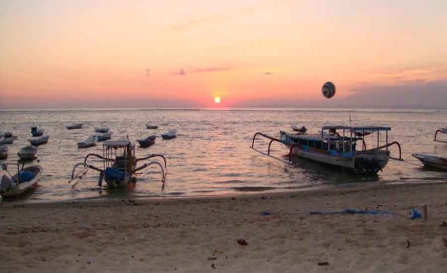 Scooby Doo Beach Bungalow Bali - Pantai