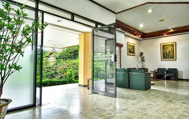 Hotel Sahid Manado - lobi