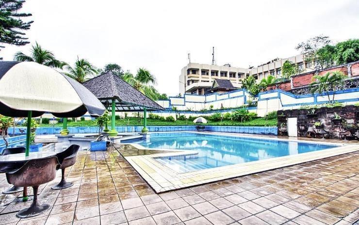 Hotel Sahid Manado - Kolam Renang
