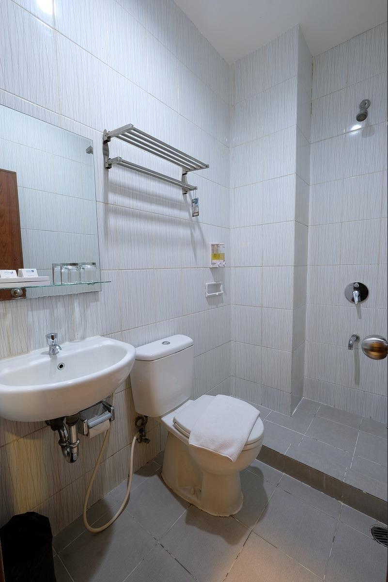 Hotel 88 Mangga Besar VIII Jakarta - Kamar Mandi