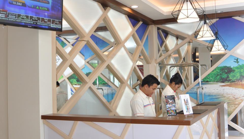 Cordela Pangkalpinang Bangka - Front Office