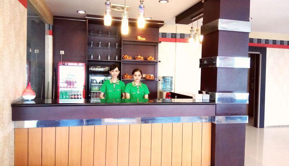 Malioboro Palace Yogyakarta - Bar