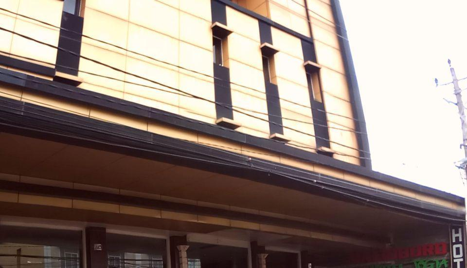 Malioboro Palace Yogyakarta - Tampilan Depan