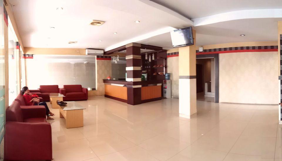 Malioboro Palace Yogyakarta - Lobby