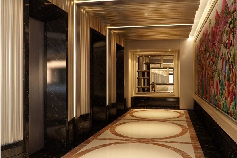 Hotel Ciputra World Surabaya - Koridor