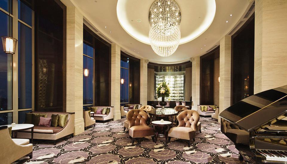 Hotel Ciputra World Surabaya - Lounge