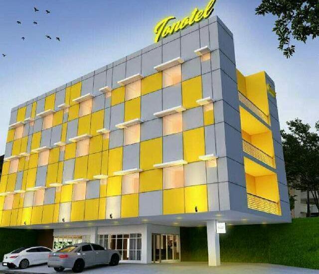 Tonotel Hotel Soft Opening Promo Semarang - gedung