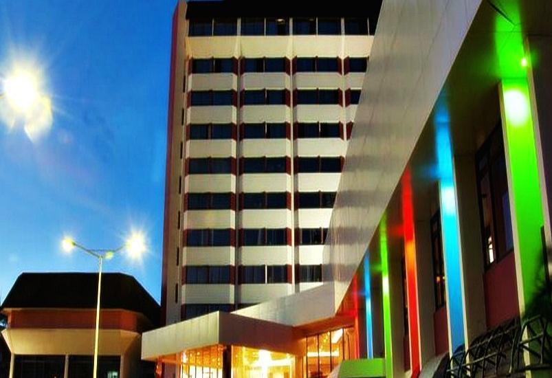 New Benakutai Balikpapan - Tampilan Luar Hotel