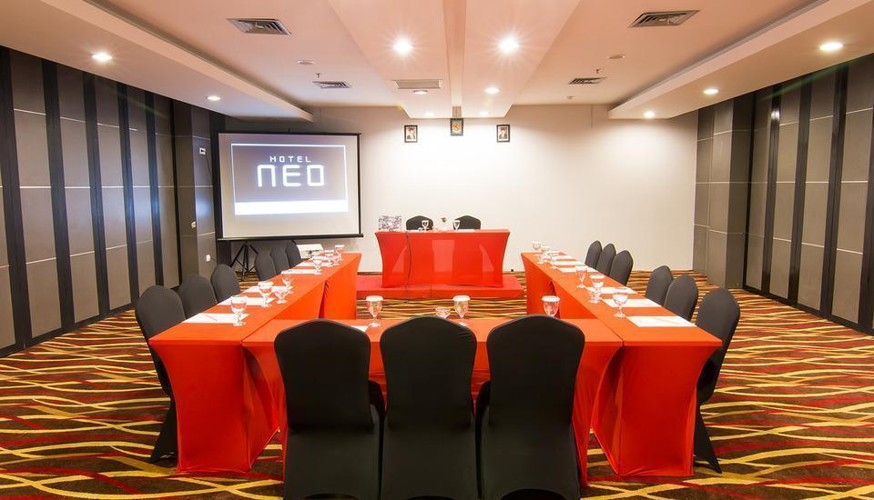 Neo Palma Palangkaraya - Benangin Meeting Room