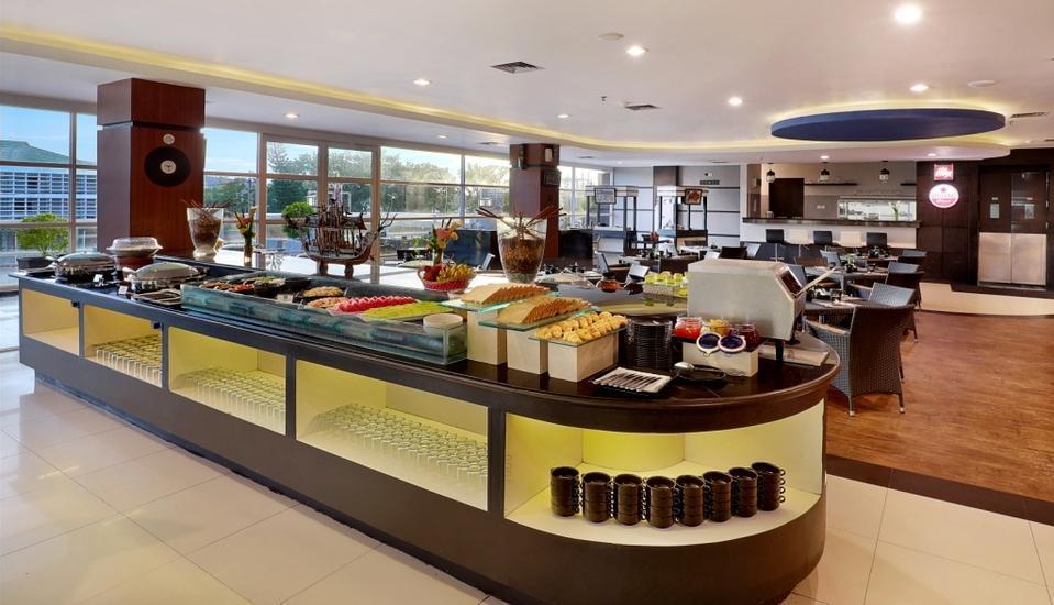 Neo Palma Palangkaraya - Buffet Setup