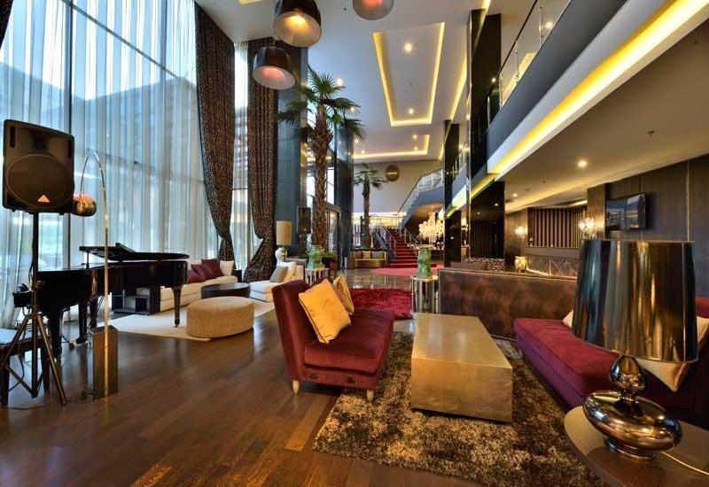 Amaroossa Cosmo Jakarta - Lounge