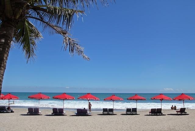 Legian Beach Hotel Bali - Pantai Legian