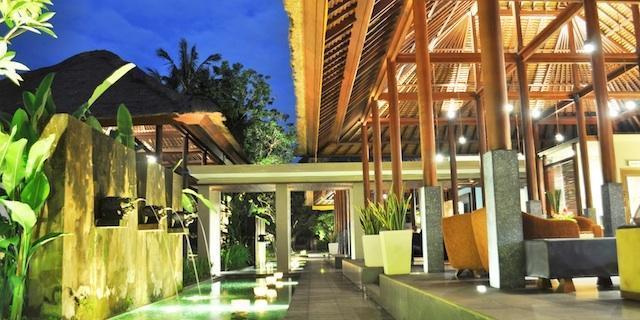 Legian Beach Hotel Bali - Lobi