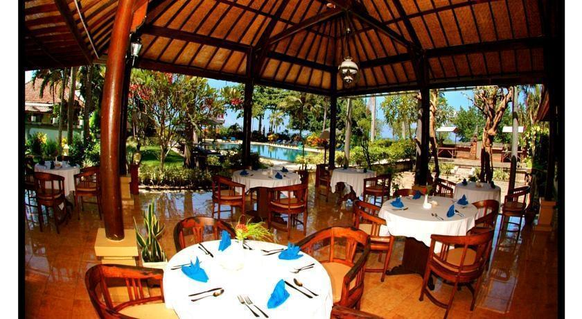 Hotel Puri Saron Senggigi -  Restoran