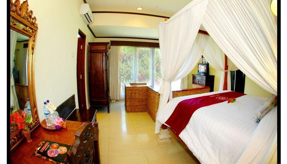 Hotel Puri Saron Senggigi - bungalow