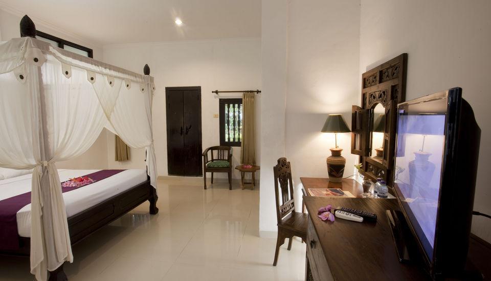 Hotel Puri Saron Senggigi - kamar deluxe