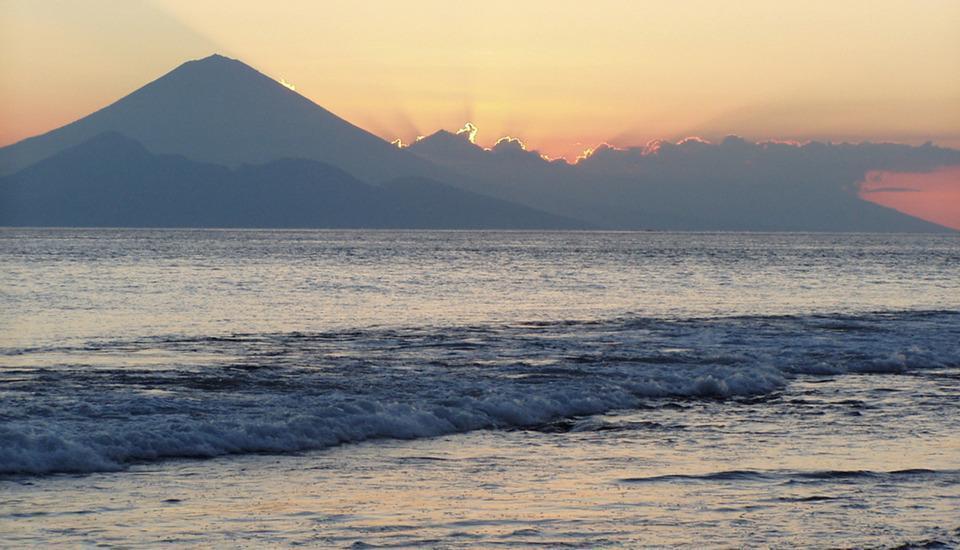Puri Saron Senggigi Beach Resort Lombok - Ocean View