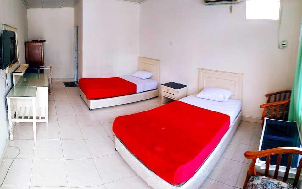 Mayang Suri Hotel Dumai - Deluxe Room Only Regular Plan