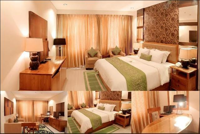 Gran Surya Hotel Bali - Executive Room Regular Plan