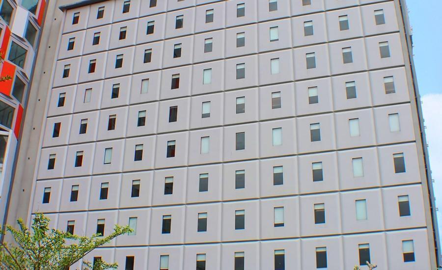 POP! Hotel Solo Solo - Bangunan Hotel POP