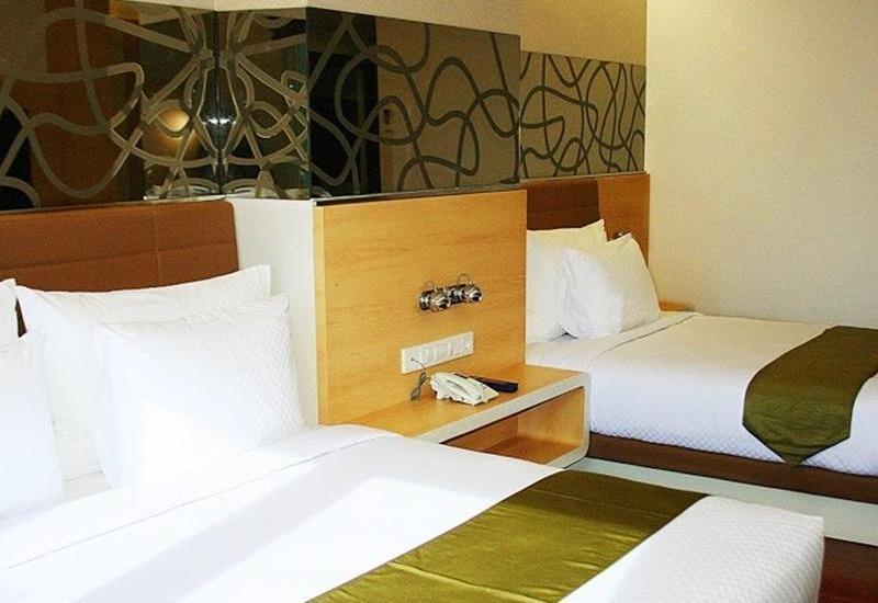 Citihub Hotel at Arjuna Surabaya - Kamar tamu