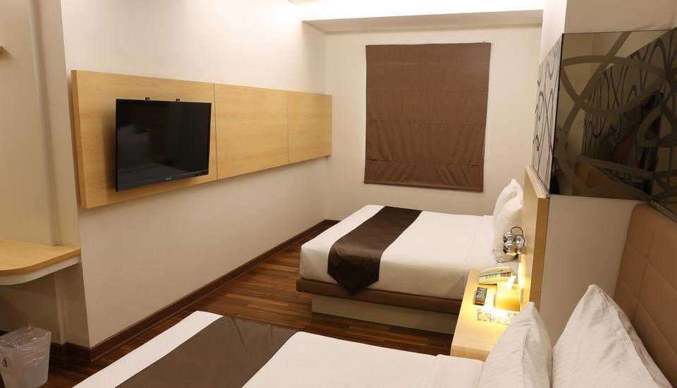 Citihub Hotel at Arjuna Surabaya - Family Room