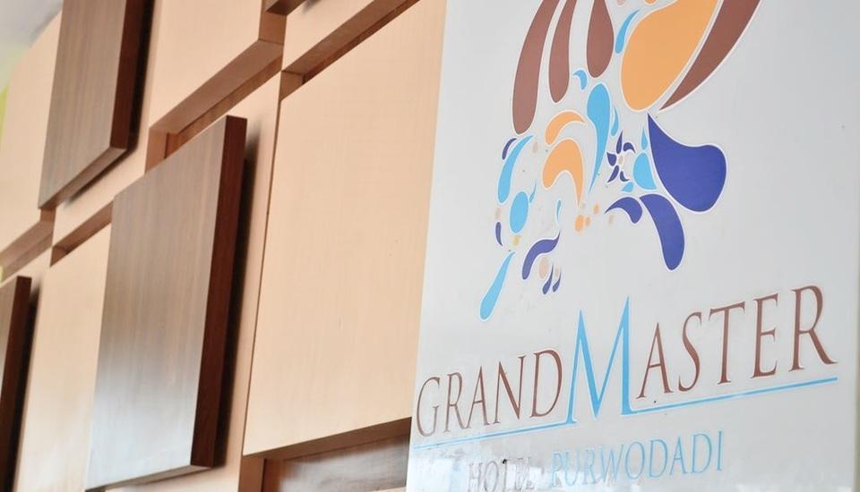 Kyriad Grand Master Purwodadi - Interior