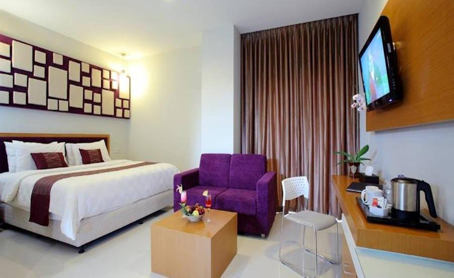 Lombok Plaza Hotel & Convention Cakranegara - Cabans Suite Basic Deal 38%