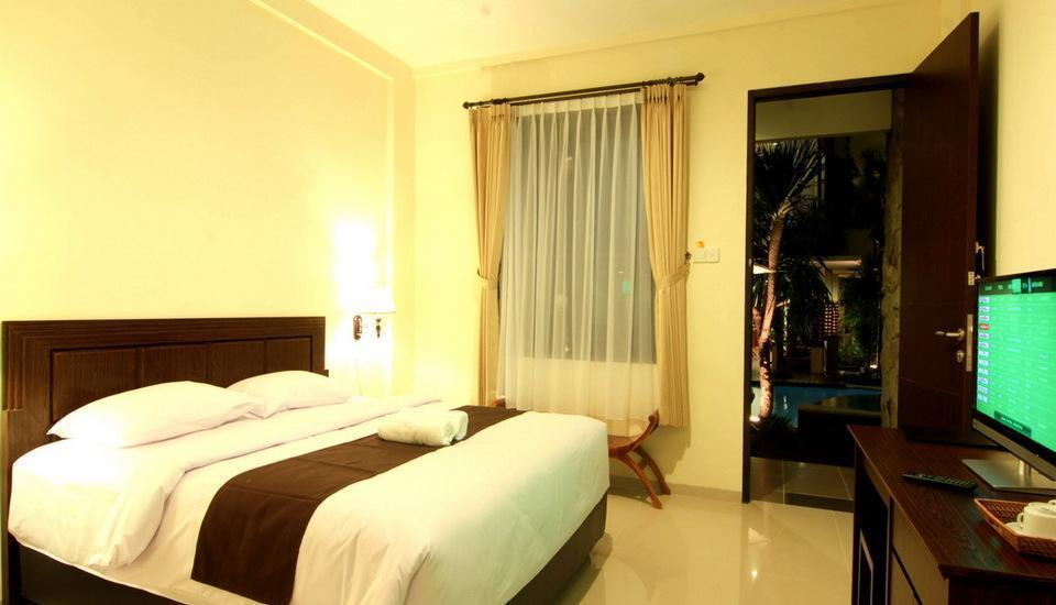 Manggar Indonesia Hotel Bali - Deluxe Pool View Flash Deal 50% off