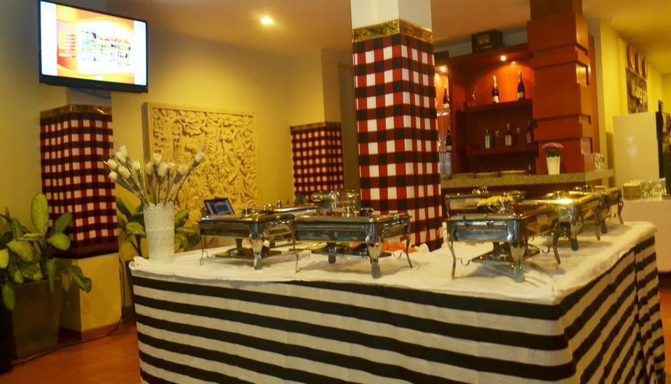 Manggar Indonesia Hotel Bali - Prasmanan