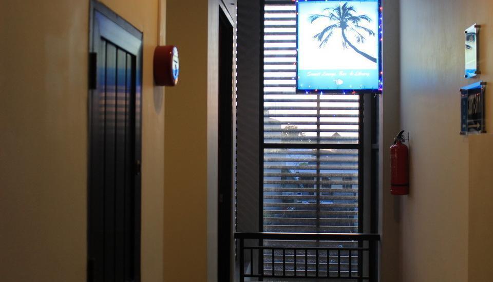 Manggar Indonesia Hotel Bali - Fire Place & Alarm