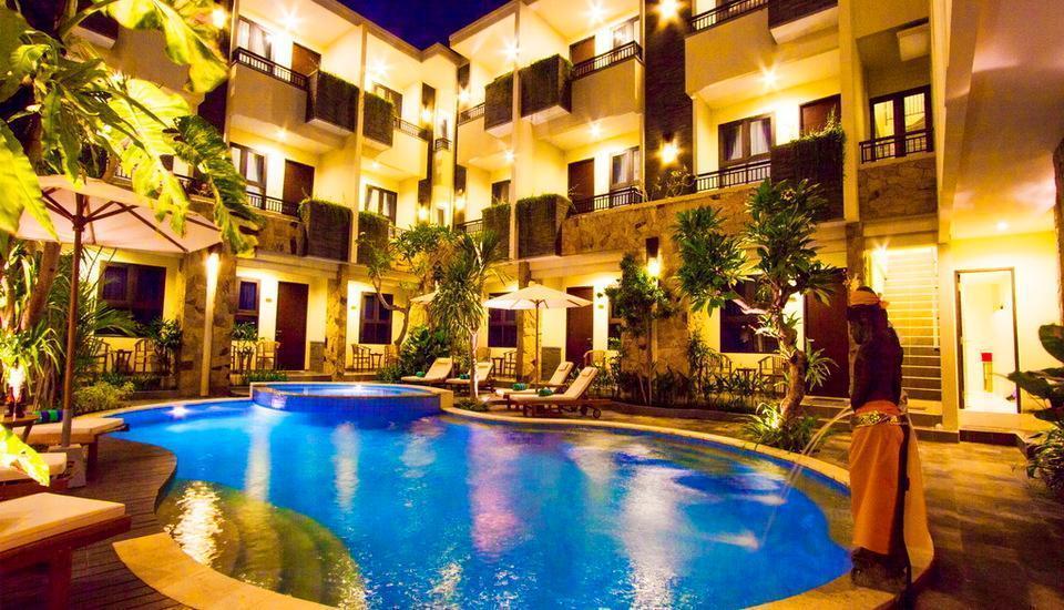 Manggar Indonesia Hotel Bali - Tampilan Hotel
