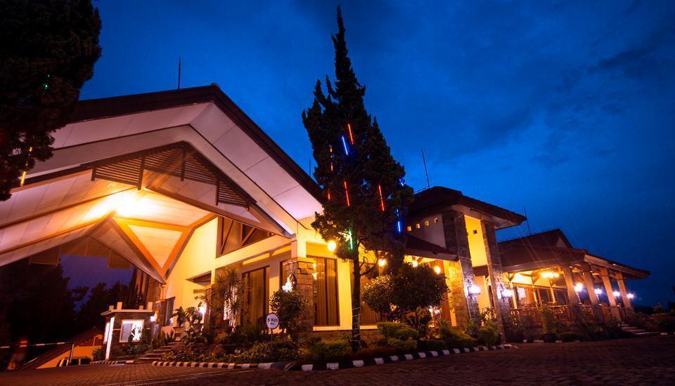 Sangga Buana Hotel Cianjur - tampak depan