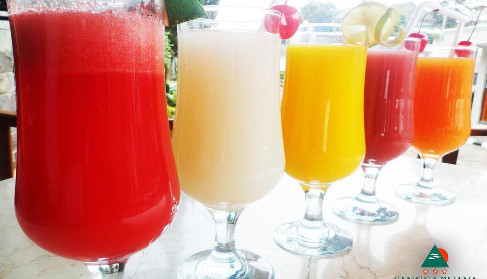 Sangga Buana Hotel Cianjur - minuman