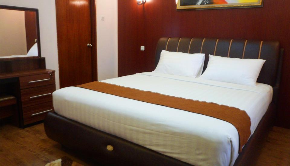 Sangga Buana Hotel Cianjur - bungalow suite