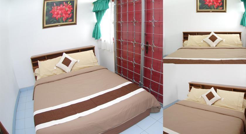 Villa Chava Minerva Bata Ciater - Kamar tamu