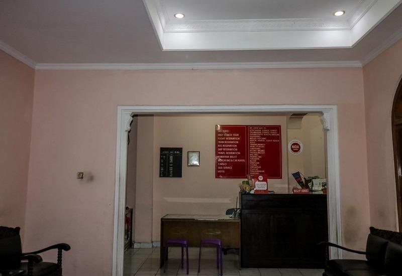 NIDA Rooms Gerilya Tugu Railway Station Jogja - Pemandangan Area