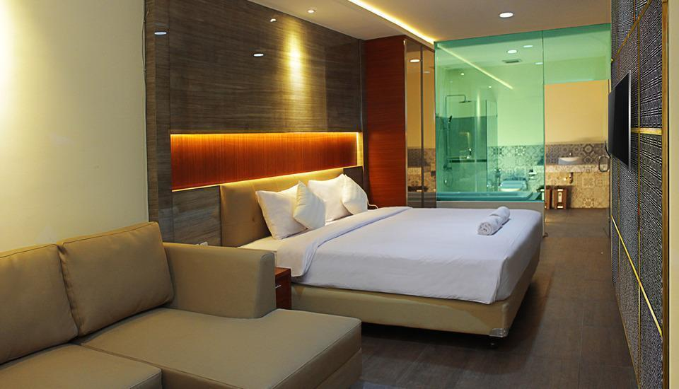 Ariandri Residence Bandung - Suite Room Regular Plan