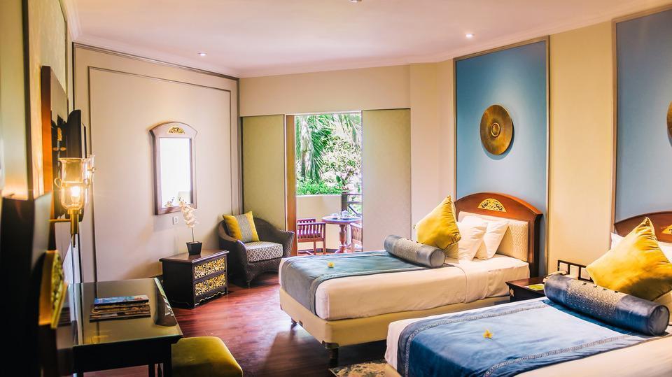Grand Mirage Resort Bali - Premiere Garden View Regular Plan