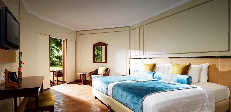Grand Mirage Resort Bali - Family Deluxe Garden Regular Plan
