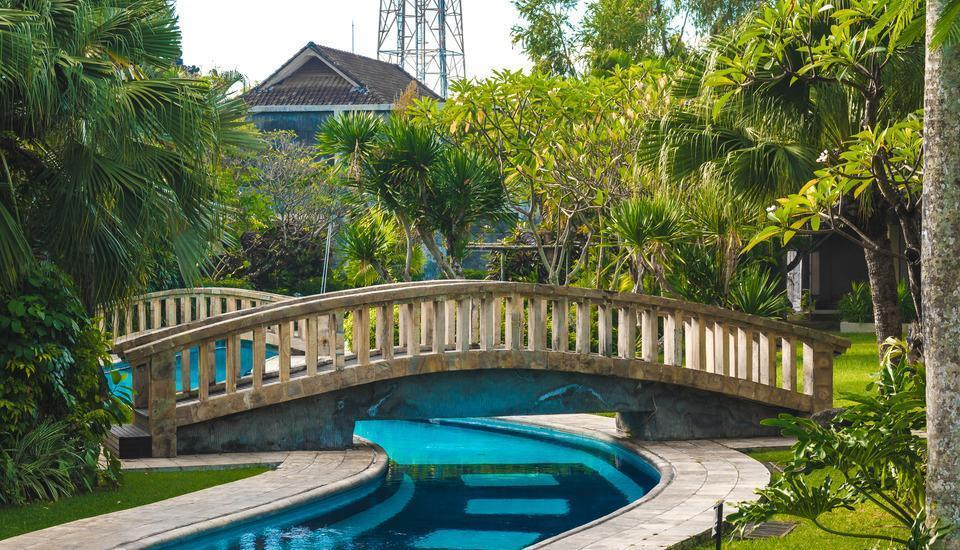 The Graha Cakra Bali Hotel Bali - The Cakra Hotel (23/10/2017)