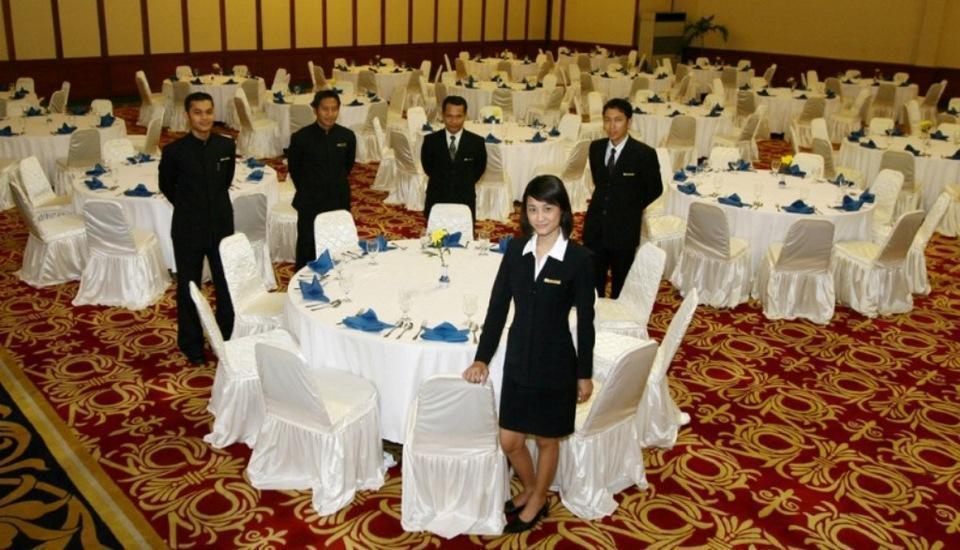 The Sunan Hotel Solo - Ballroom