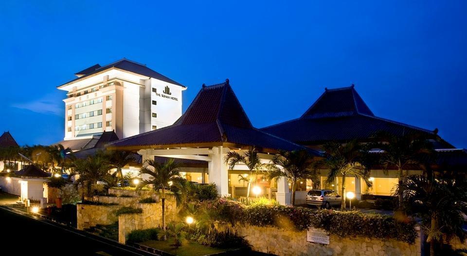 The Sunan Hotel Solo - Exterior The Sunan Hotel Solo