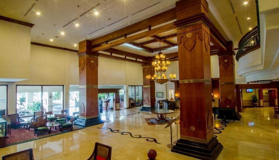 The Sunan Hotel Solo - Lobby