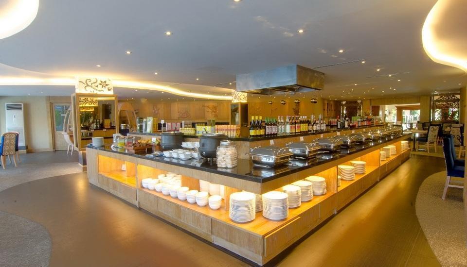 The Sunan Hotel Solo - Narendra Indo Asia Dining